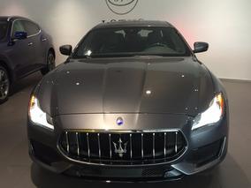 Maserati Quattroporte S Gran Sport 2017