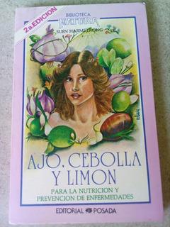 B2 Ajo, Limon Y Cebolla- Suen Harmstrong- Posada Natura