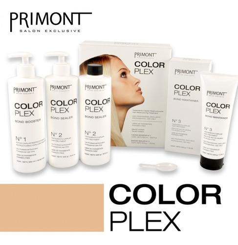 Sistema Capilar Reestructurante Color Plex Primont