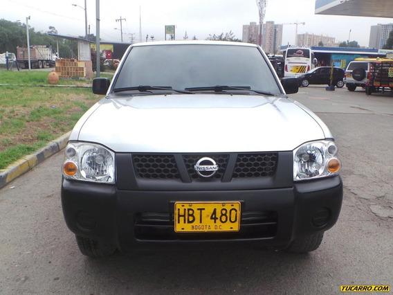 Nissan Frontier D-22 Np300 Mt 2400 Cc 4x2