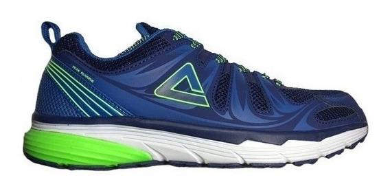 Zapatilla Peak Wave Running Gym Entrenamiento Race Corre New
