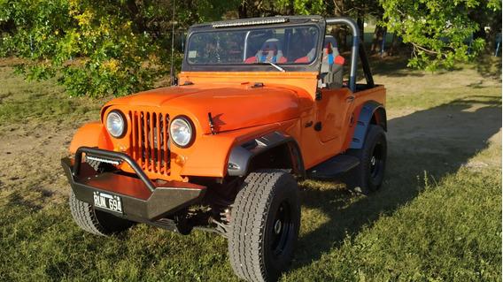 Vendo Jeep Ika O Permuto Por Hilux 99 4x4