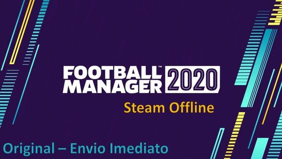 Football Manager 2020 - Steam Offline