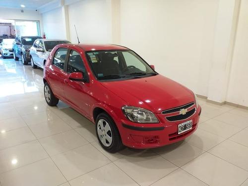 Chevrolet Celta Lt 5p Abs + Airbag 2013