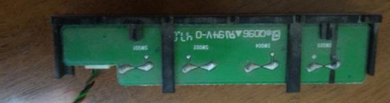 Placa Controladora E Teclado Do Monitor Philips 215vw9