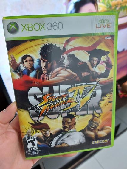 Surp Street Figher Iv Xbox 360