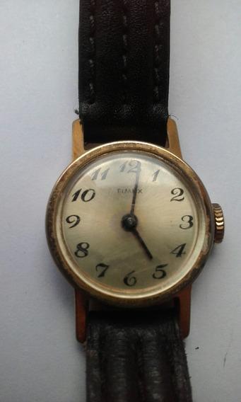 Relógio Timex Feminino Movimento A Corda(12a)