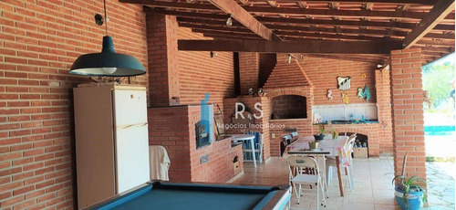 Chácara Com 3 Dormitórios À Venda, 1000 M² Por R$ 600.000 - Zona Rural - Pinhalzinho/sp - Ch0053