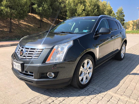 Cadillac Srx 2016 Premium Piel Qc Dvd Impecable Estado!