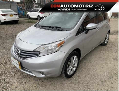 Nissan Note Advance Id 38745 Modelo 2015