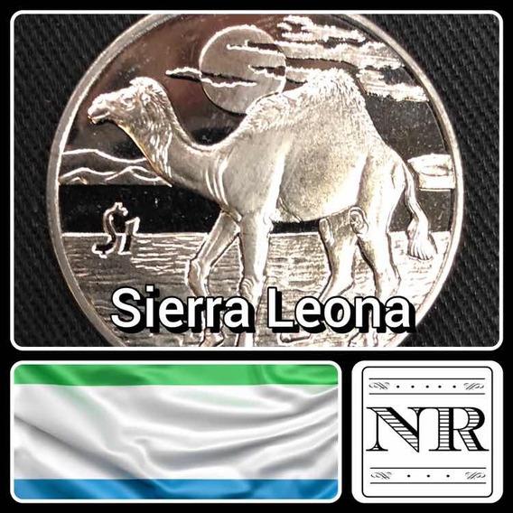 Sierra Leona - 1 Dolar - Año 2006 - Camello - Km # 312