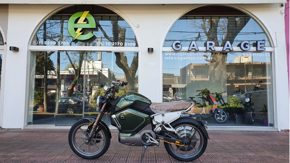 Moto Electrica Super Soco Tc 3000w Uss Cash Descuentos Eftvo
