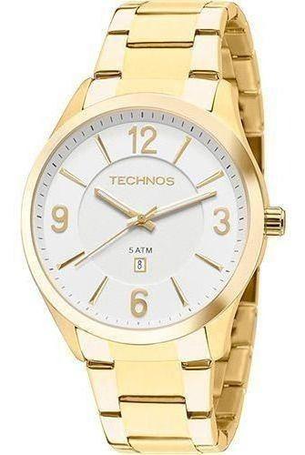 Relógio Technos Masculino 2015byytd/4b Dourado