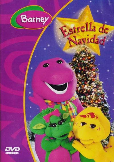 Barney Estrella De Navidad Pelicula Dvd