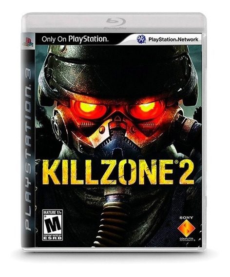 Killzone 2 - Novo Original Playstation Ps3