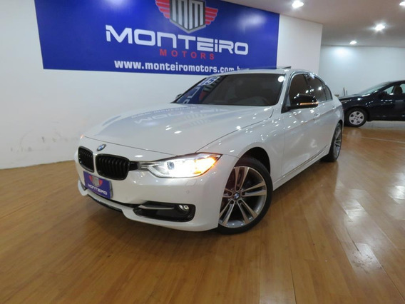 Bmw 328i Sedan 2.0 Sport Gp 16v Activeflex 4p Aut 62.400 Kms