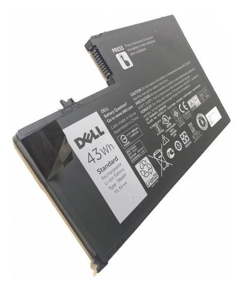 Bateria Dell Para Notebook 43wh Trhff 14 5442 5447 Original