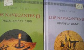 Los Navegantes 1 Y 2 De Edward Rosset