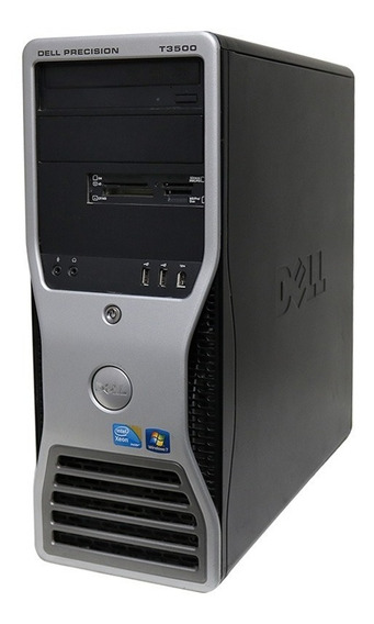 Workstation Precision Dell T3500 Xeon W3565 4gb 80gb - Usado