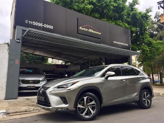 Lexus/nx 300h 2.5 16v Vvt-i Hybrid Luxury Awd