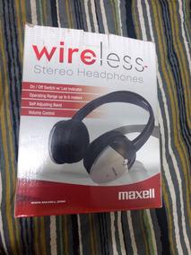 Fone Wireless Maxell Irhp-9000