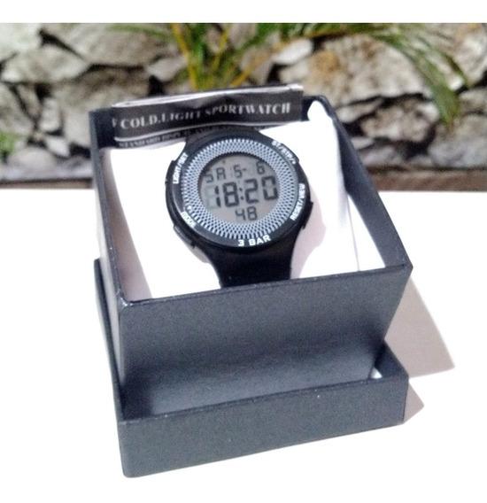 Relógio Sportwatch Digital Waterproof (à Prova D