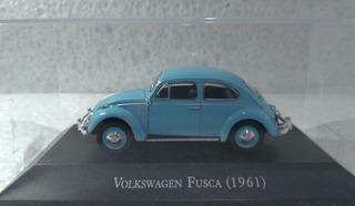 Miniatura Fusca 1961