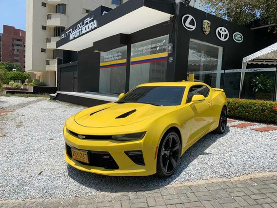 Chevrolet Camaro Ss Ss Coupe