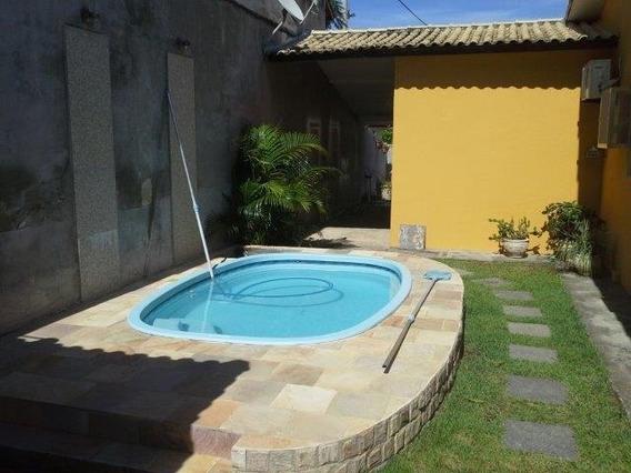 Casa Em Praia Linda, São Pedro Da Aldeia/rj De 130m² 3 Quartos À Venda Por R$ 550.000,00 - Ca77884
