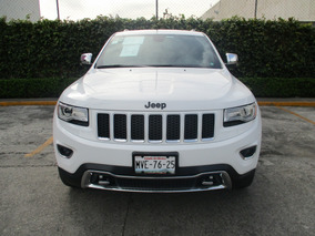 Jeep Grand Cherokee Sin Definir 5p Limited Lujo 4x2 V6/3.6