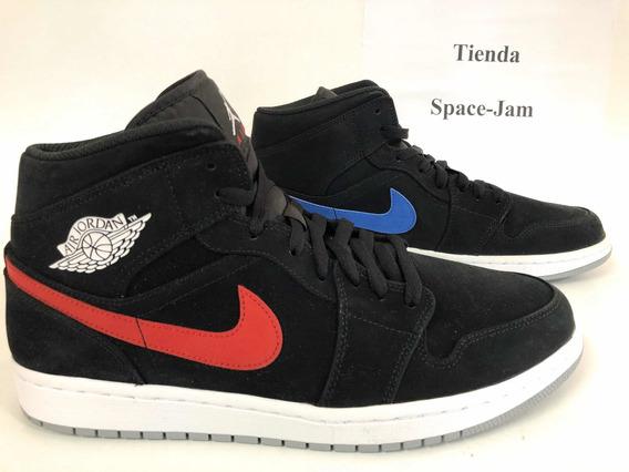 Air Jordan Retro 1 Mid. Tienda Space Jam