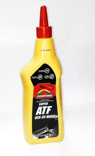 Aceite Hidraulico Dexron Iii 3 De Transmisión Automática Atf