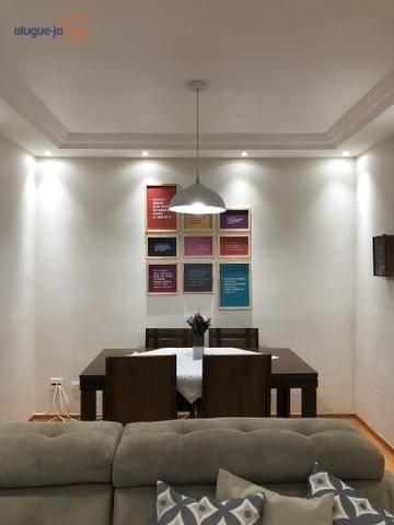 Apartamento Com 2 Dormitórios À Venda, 56 M² Por R$ 320.000 - Jardim Das Indústrias - São José Dos Campos/sp - Ap8249