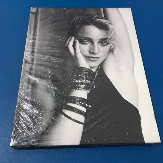 Livro Madonna Nyc Raro