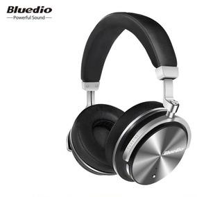 Fone De Ouvido Bluedio T4s Com Cancelamento De Ruído Bt 4.2