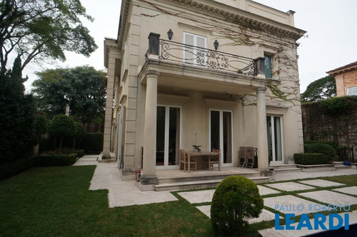 Casa Assobradada - Jardim Europa - Sp - 523131