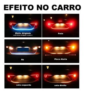 Fita Led Carro Porta Malas Freio Pisca Alerta 12v Universal