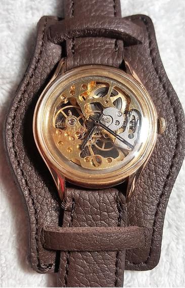 Reloj De Pulsera De Cuerda Estilo Bizzarro