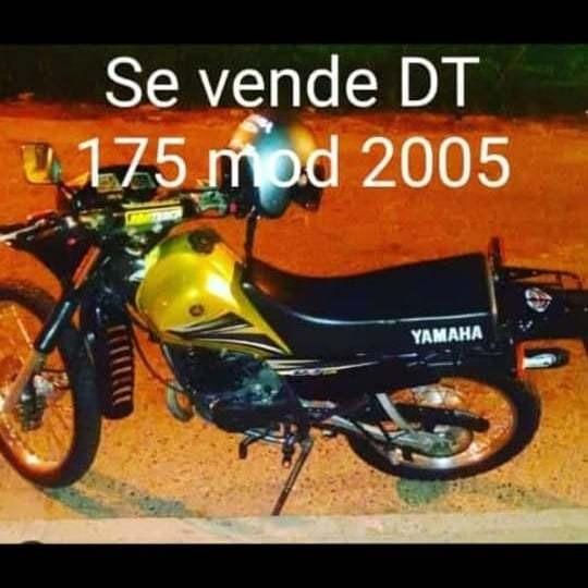 Yamaha Dt 175