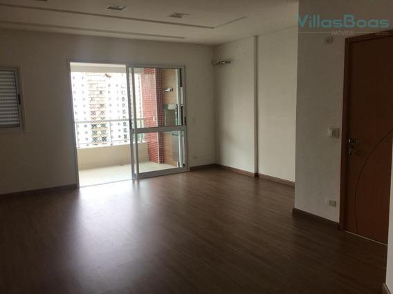 Apartamento Com 2 Dormitórios À Venda, 120 M² Por R$ 850.000,00 - Jardim Aquarius - São José Dos Campos/sp - Ap4068