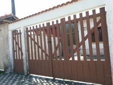 Casa Na Praia,ótimo Preço, Litoral Sul,r$ 130.000,00
