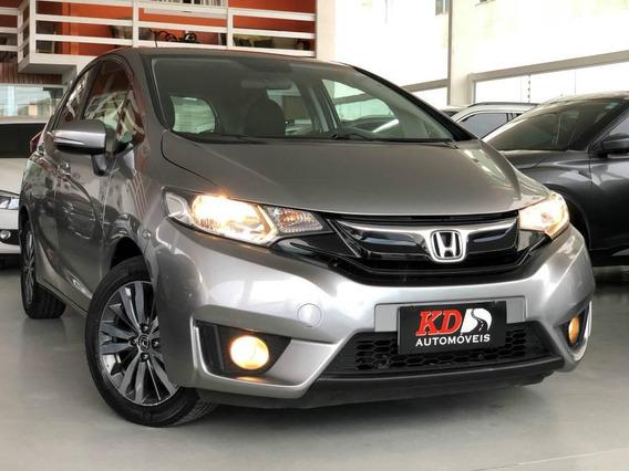 Honda Fit 1.5 Ex Cvt