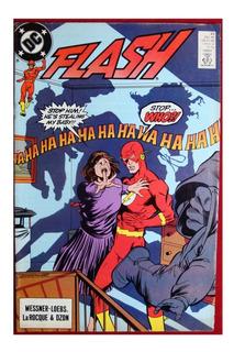 Flash #33 1989 Original En Ingles