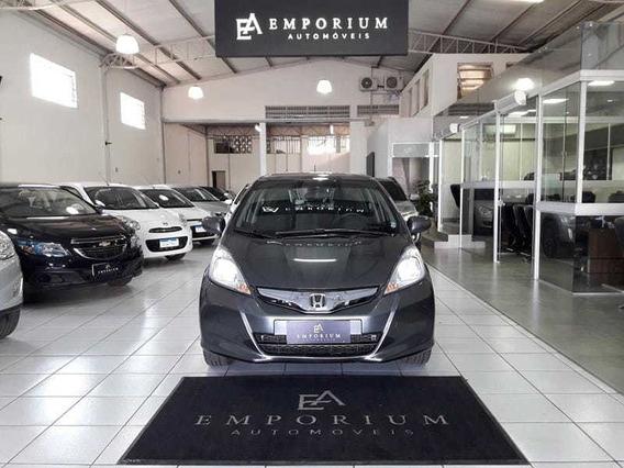 Honda Fit Lx 1.4 16v Flex Aut. 2014