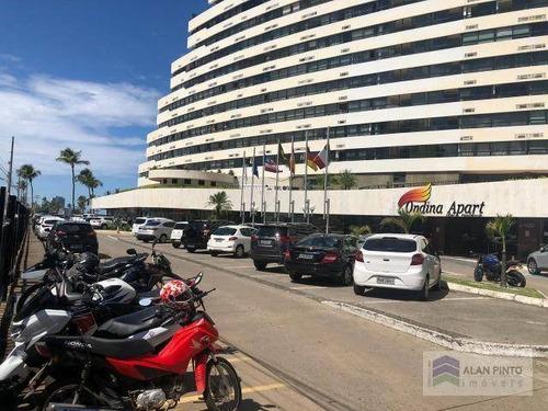 Apartamento Para Venda, 120 M², 2 Quartos, Mobiliado, R$ 990.000,00 Na Ondina - Ap0508
