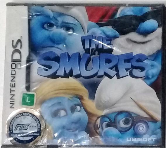 The Smurfs Original Para Nintendo Ds Lacrado Frete 12,00