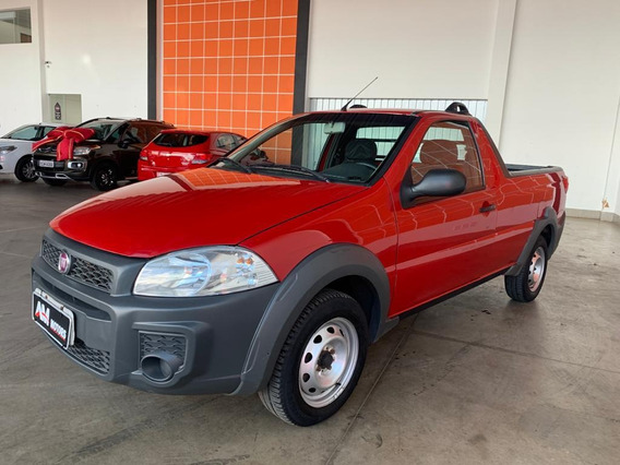 Fiat Strada 2015 1.4 Working Flex 2p Completa