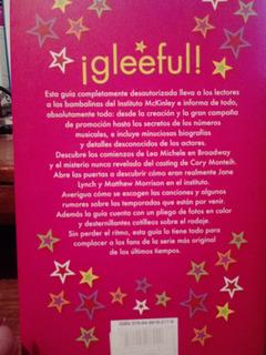 ¡gleeful! Libro De Glee