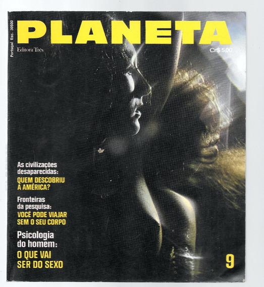 Luc032 Revista Planeta Nº 9 - Editora 3 - Maio 1973