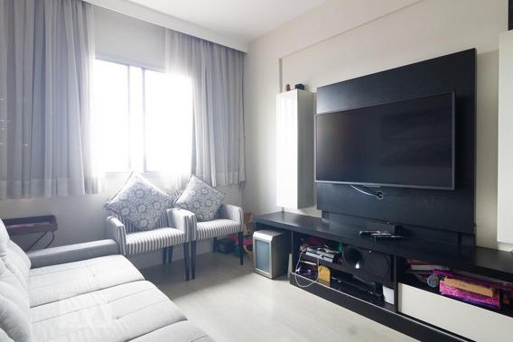 Apartamento Para Aluguel - Campo Belo, 2 Quartos, 72 - 893034518